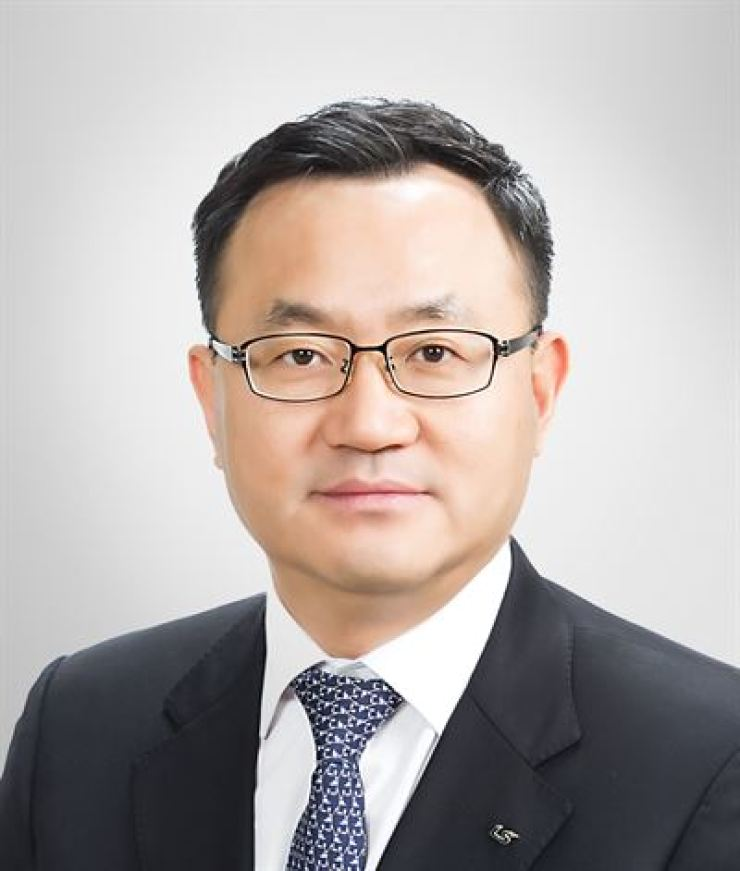 LS Cable & System CEO Myung Roe-hyun