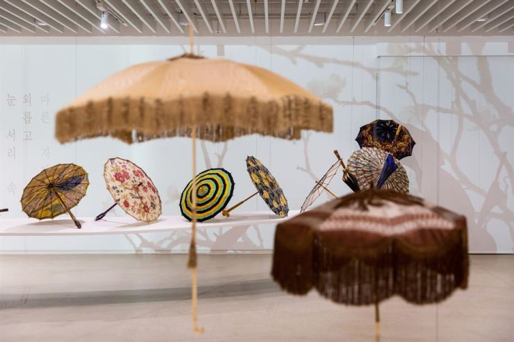 Installation view of 'Summer Bloom' / Courtesy of Platform-L Contemporary Art Center