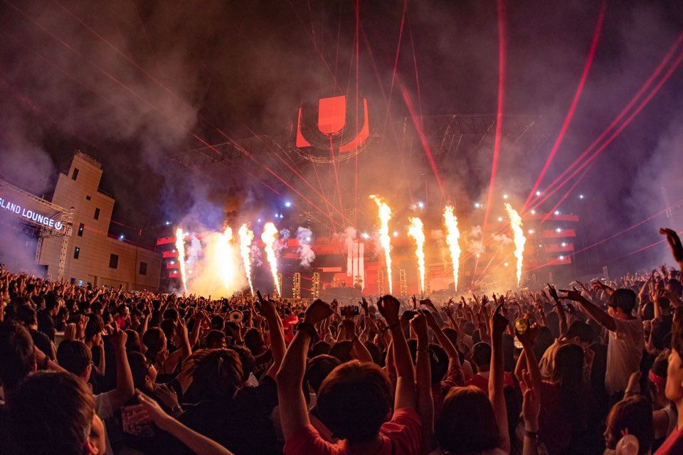 ULTRA Korea 2019 was held June 7-9 at Everland Speedway in Yongin, Gyeonggi Province. Courtesy of ULTRA Korea