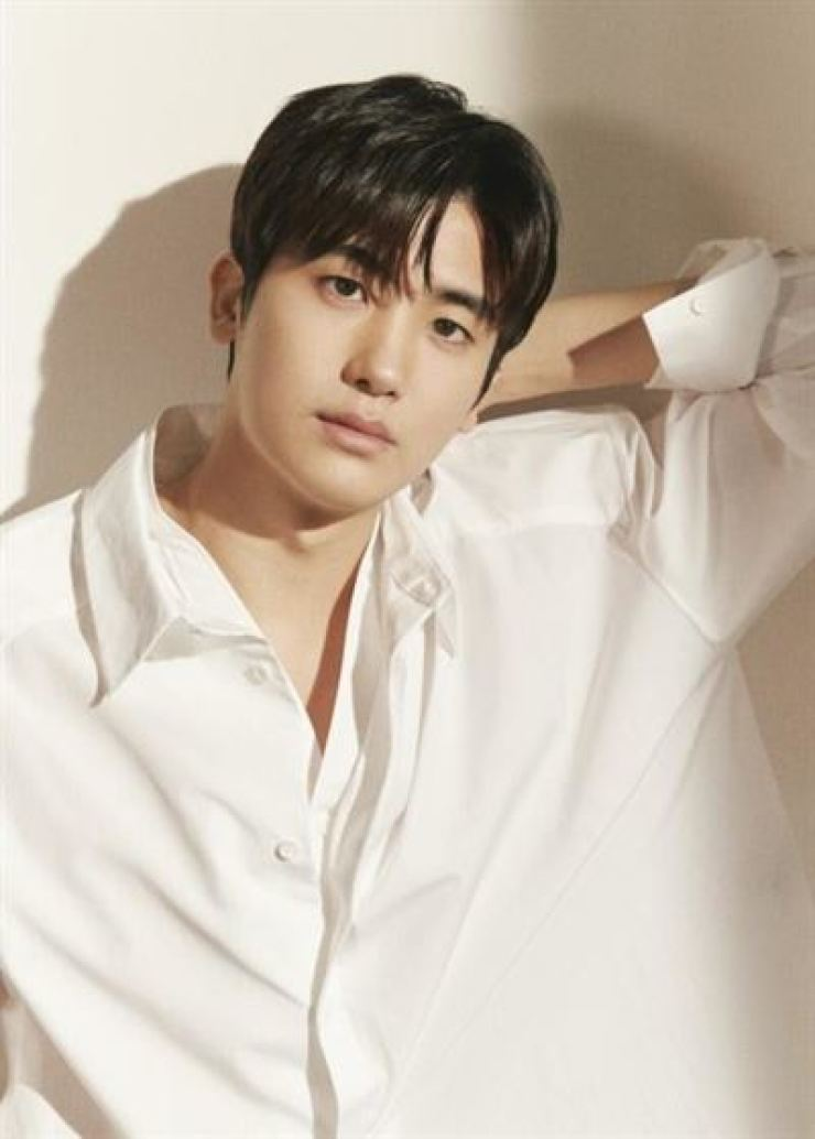 Singer and actor Park Hyung-sik. / Courtesy of United Artists Agency