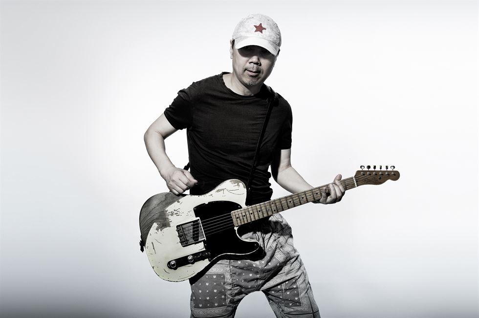 DJ Jigue, founder of Cuba's Guampara Music / Courtesy of Guampara Music