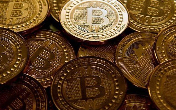 Bitcoin image / AFP