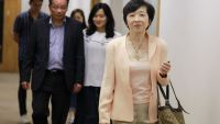 Hong Kong Executive Council members apologize over suspended extradition bill