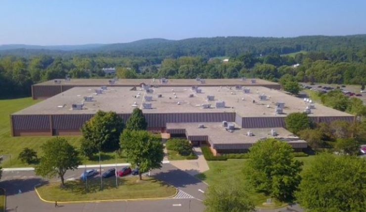 EDAC Technologies headquarters in Connecticut, the U.S. / Courtesy of Hanwha Aerospace