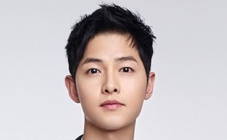Actor Song Joong-ki. Courtesy of Blossom Entertainment
