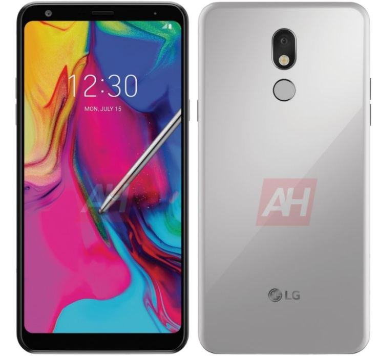 An official-looking image of LG Stylo 5, which has surfaced online / Captured from GSM Arena