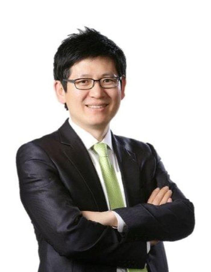 Korea Corporate Governance Improvement CEO Kang Sung-boo