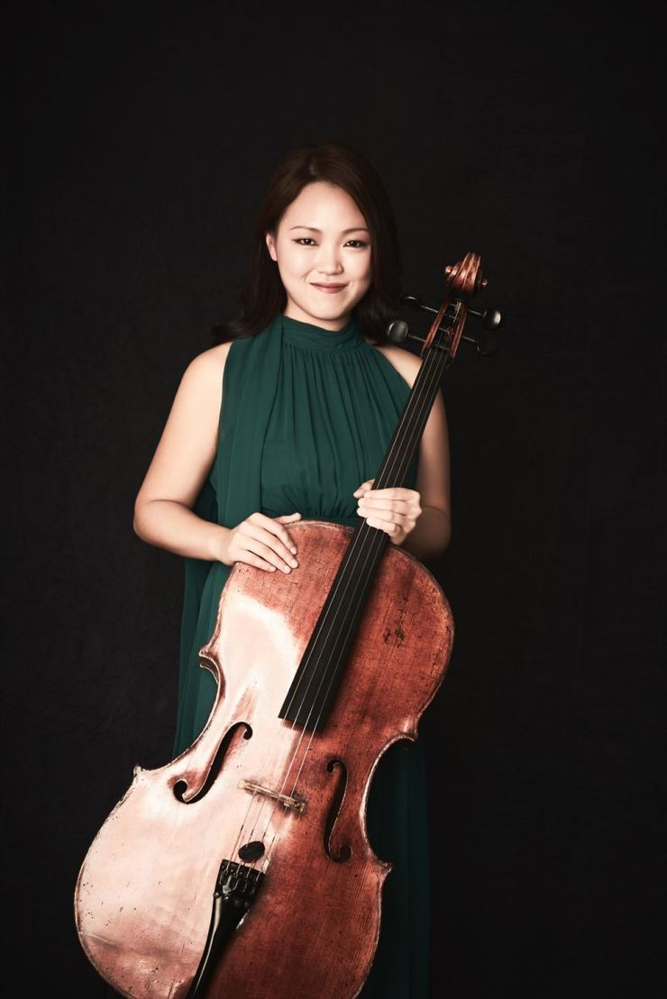Cellist Chun Yeh-jin will be the next performer featured in this series./Courtesy of Kumho Art Hall Yonsei