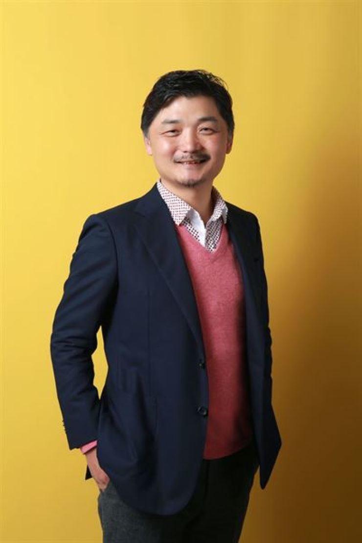 Kakao Chairman Kim Beom-su