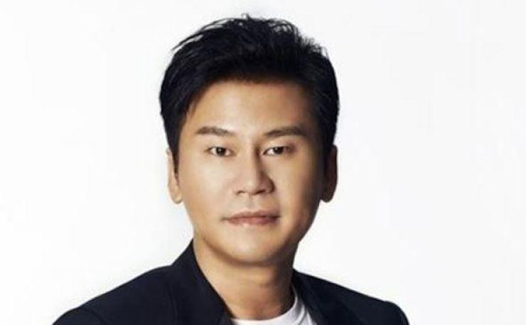 Former YG CEO Yang Hyun-suk. Courtesy of YG Entertainment