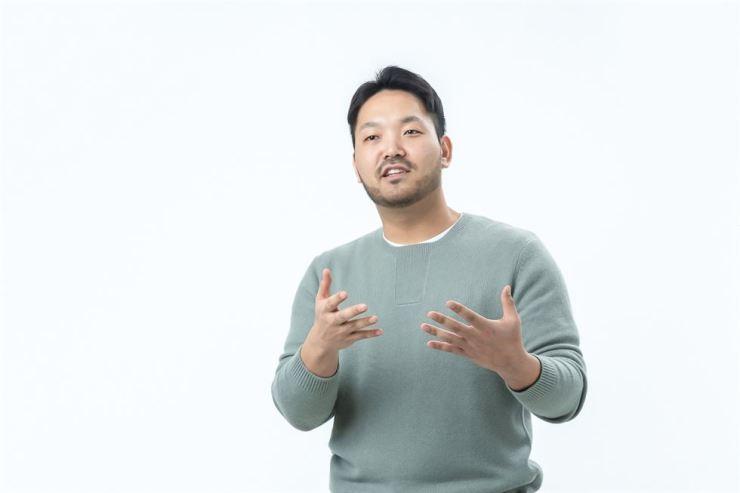Jeong Kyu-hwa, CEO of Gelato Lab / Courtesy of Gelato Lab