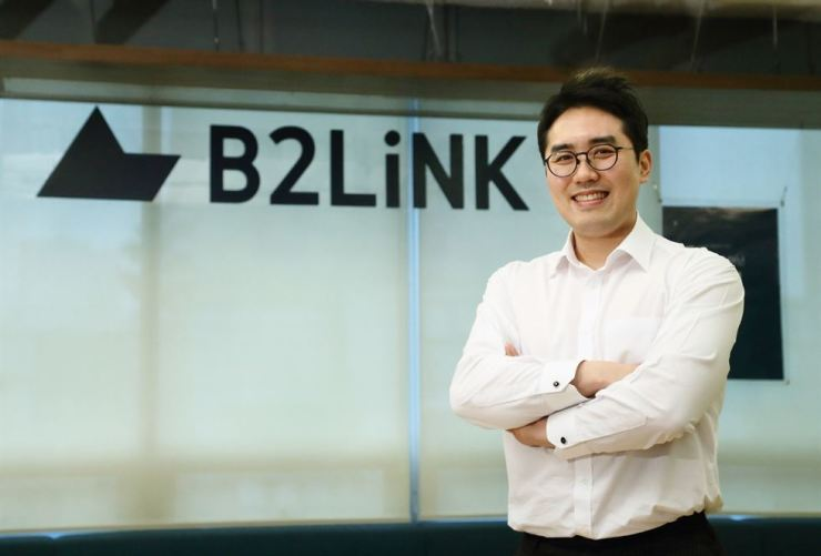 B2LiNK CEO Lee So-hyung / Courtesy of B2LiNK