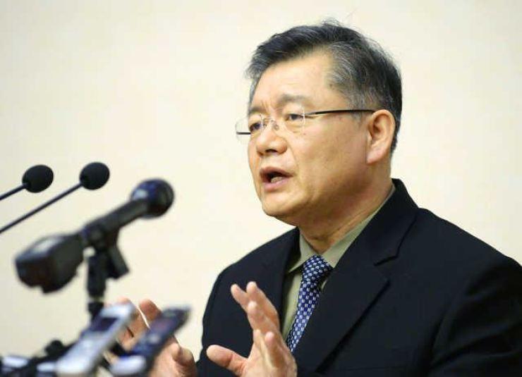 Pastor Lim Hyeon-soo Korea Times file