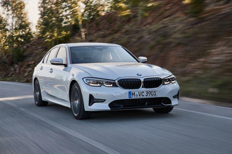 BMW 3 Series / Courtesy of BMW Group Korea