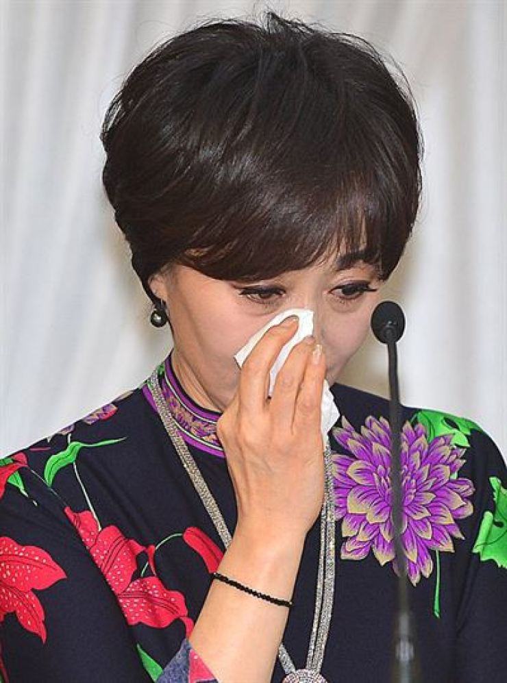 Iconic trot singer Ha Choon-hwa.