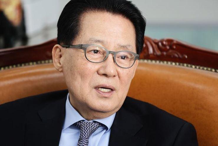Rep. Park Ji-won. Korea Times file