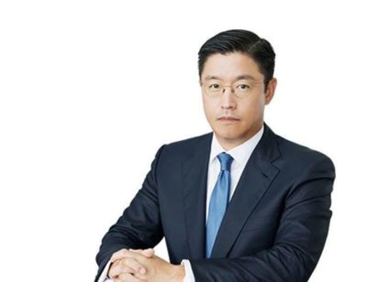 Hahn & Compnay CEO Hahn Sang-won