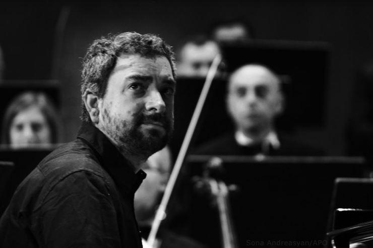 Pianist Konstantin Lifschitz will be the next performer in the Beautiful Thursday series at the Kumho Art Hall./Courtesy of Kumho Art Hall Yonsei