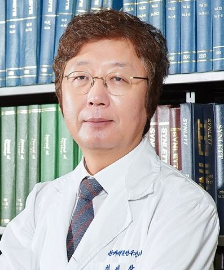 Hanmi Pharmaceutical co-CEO Kwon Se-chang