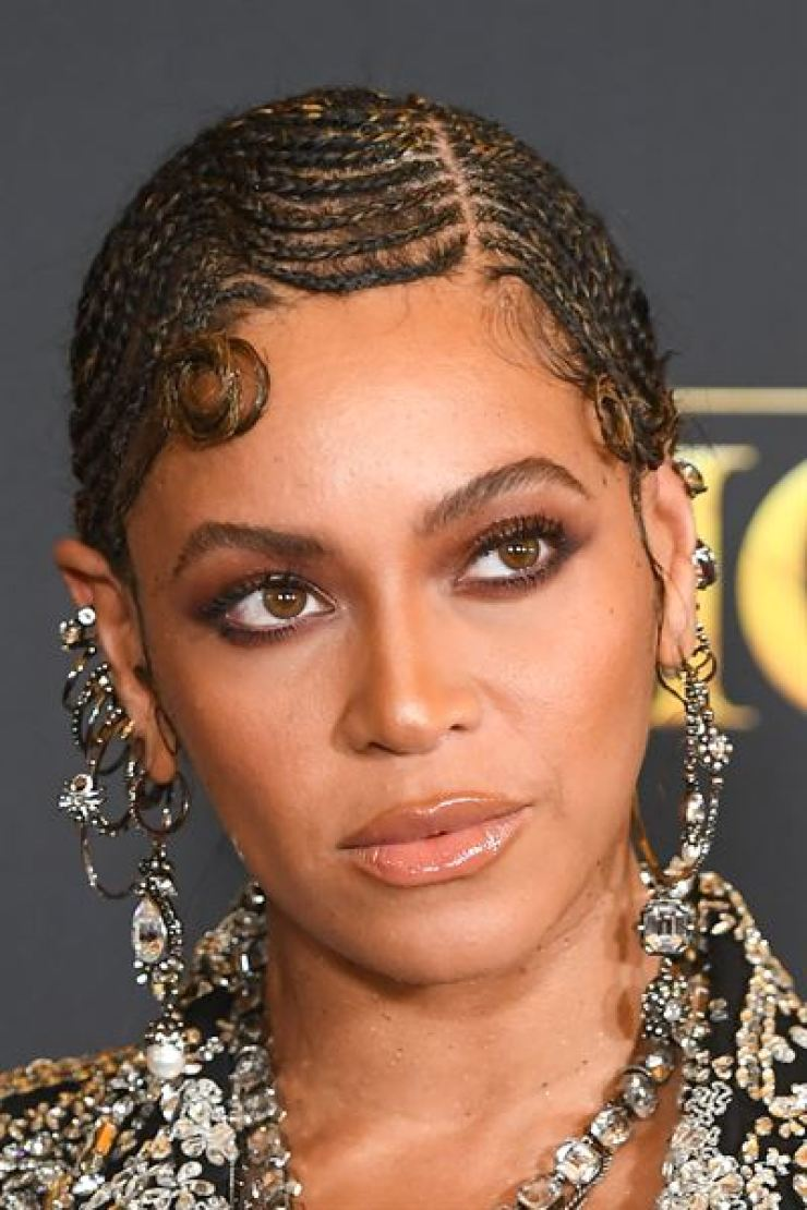 In this file photo taken on July 9, U.S. singer-songwriter Beyonce arrives for the world premiere of Disney's 'The Lion King' at the Dolby theatre in Hollywood. The Bey Hive was feeling the love over Beyonce's release of the album 'The Lion King: The Gift,' which the pop queen dropped as a sister piece to the new Disney film she stars in. Beyonce dubbed the 27-track album she curated and produced 'a love letter to Africa,' enlisting several African artists as well as a star-studded cast including her husband Jay-Z. AFP