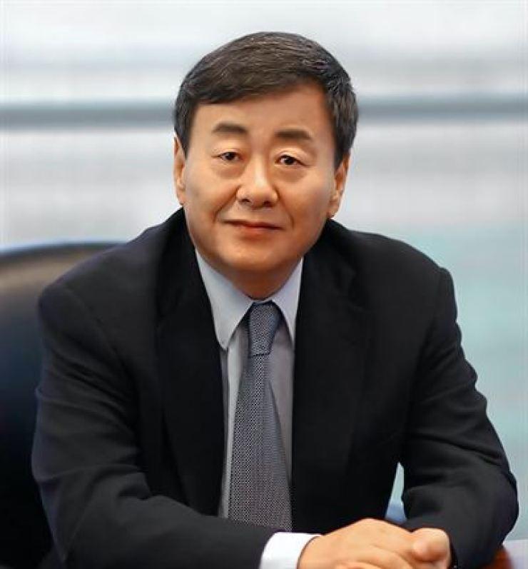 DB Group former Chairman Kim Jun-ki