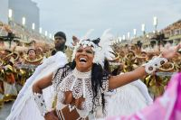 Rio Carnival exhibition underway in Seoul through Jul. 26