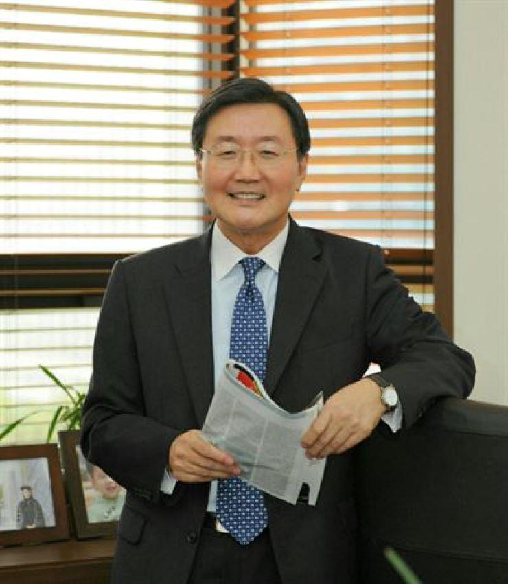 Institute for Global Economics (IGE) Chairman Jun Kwang-woo / Courtesy of IGE