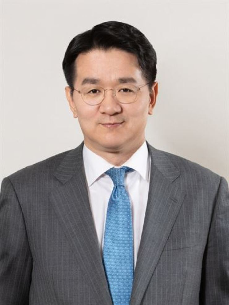 Korean Air CEO Cho Won-tae