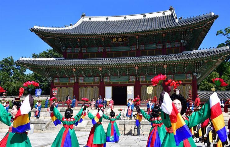 Changdeok Palace / Courtesy of Cheong Wa Dae