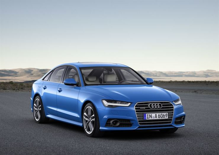 The 2014 Audi A6