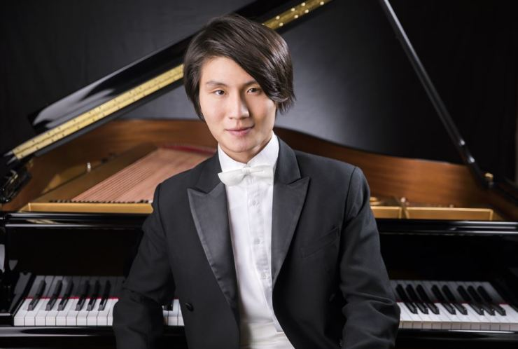 Pianist Niu Niu Zhang Shenliang from China will be the next performer in this series. /Courtesy of Kumho Art Hall Yonsei