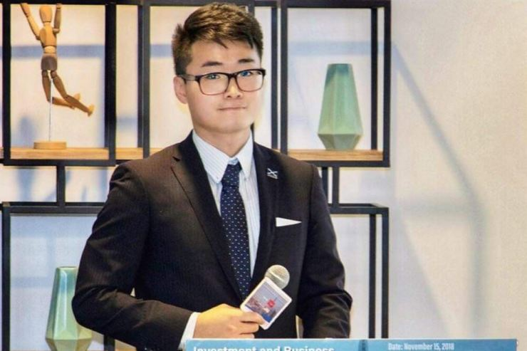 Simon Cheng was on a business trip in Shenzhen last time his girlfriend heard from him. Photo from South China Morning Post