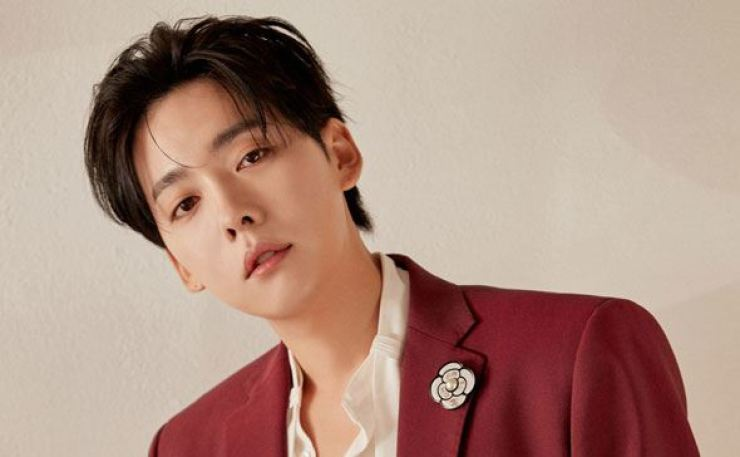 Jinu, a member of K-pop boy band WINNER, will release his first solo album 'JINU's HEYDAY' on Wednesday afternoon. Courtesy of YG Entertainment