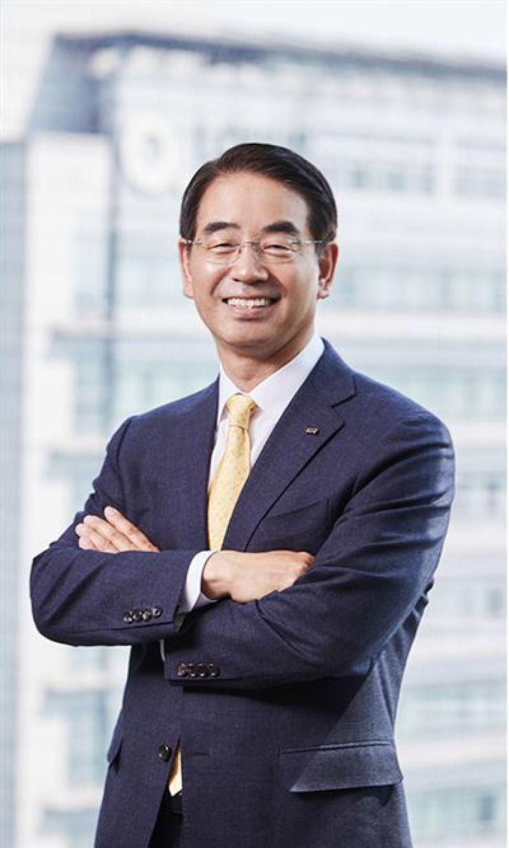KIC CEO Choi Hee-nam