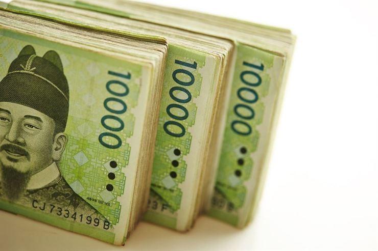 ,000-won bills / Gettyimagesbank