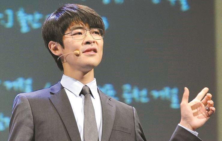 YouTube star Kang Sung-tae / Korea Times file