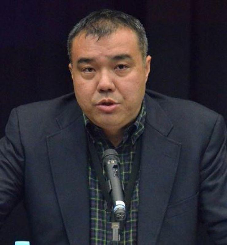 Prof. Koichi Nakano of Sophia University