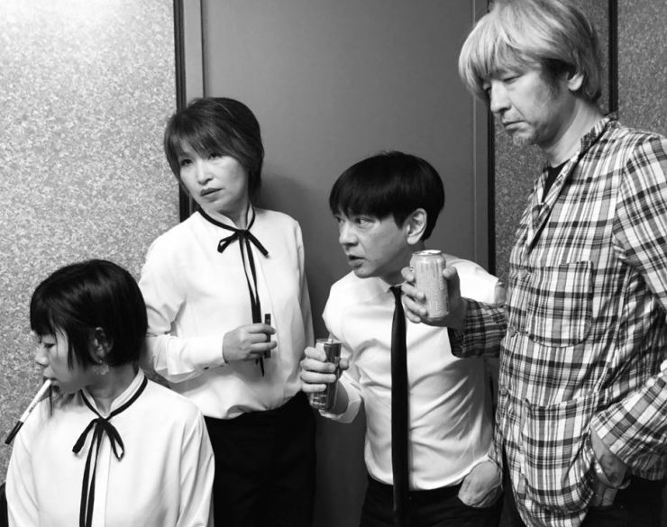 Japanese band 'Cornelius' said the video was a sample of U.S. pop art from the 1960s. From Instagram@corneliusofficial
