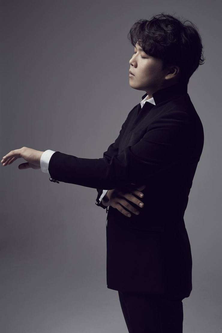 Pianist Park Jong-hai will be one of the three performers at the next concert of this series./Courtesy of Kumho Art Hall Yonsei