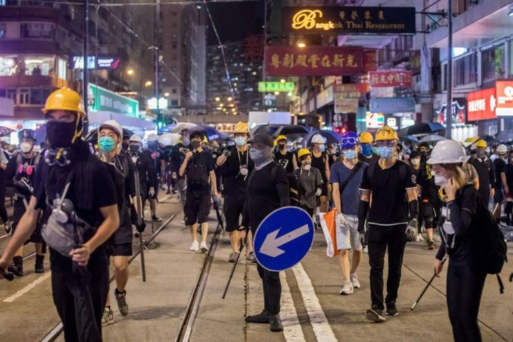 Beijing 'has always been concerned about young Hong Kong people's growth', said Xu Luying, a spokeswoman for the Hong Kong and Macau Affairs Office. Photo from South China Morning Post