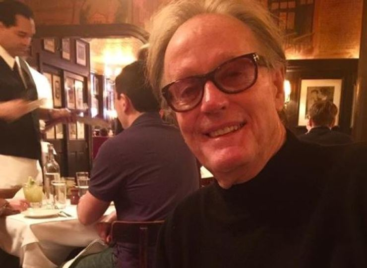 Peter Fonda. Capture from Instagram (@fondstagram)