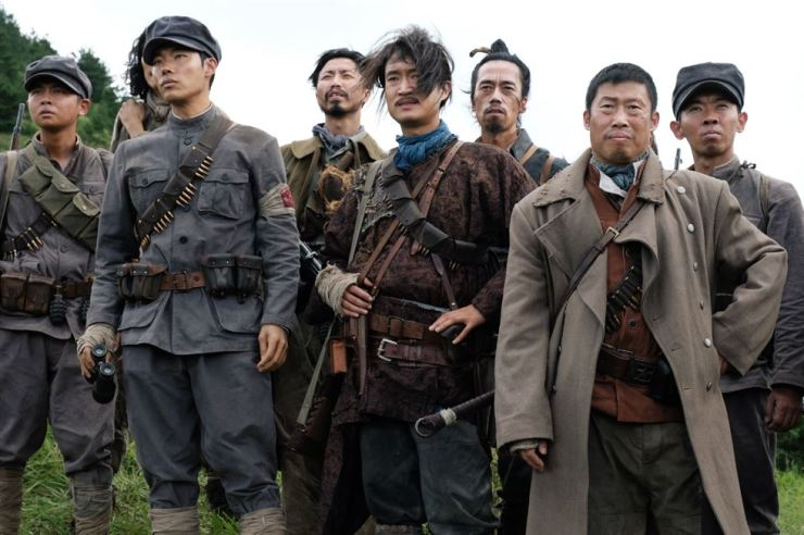 A scene from 'The Battle: Roar to Victory.' Korea Times file