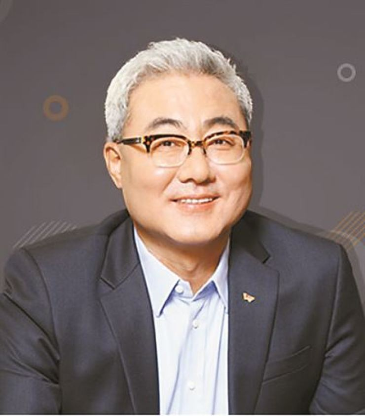 SK Innovation CEO Kim Jun