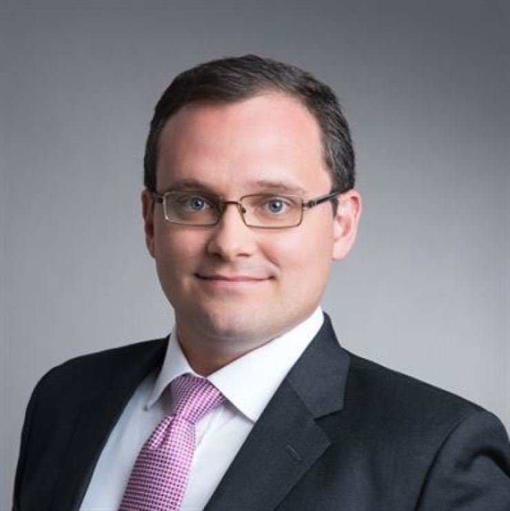 Jeremy Zook, Fitch Ratings' associate director of Asia sovereign ratings
