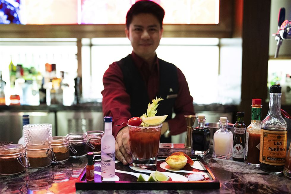 The St. Regis Macao has been offering the personaized service to all guests since its grand opening in 2015. Courtesy of the St. Regis Macao Cotai Central
