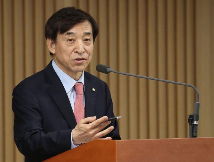 Bank of Korea Governor Lee Ju-yeol / Korea Times file