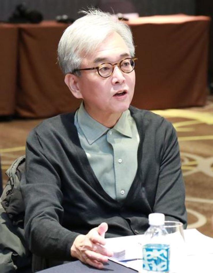 Aekyung Group Vice Chairman Chae Hyung-seok