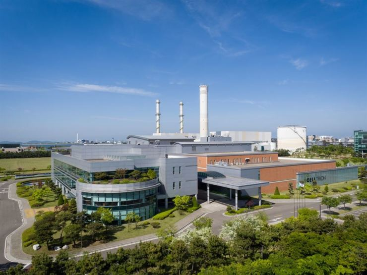 A Celltrion plant in Incheon / Courtesy of Celltrion