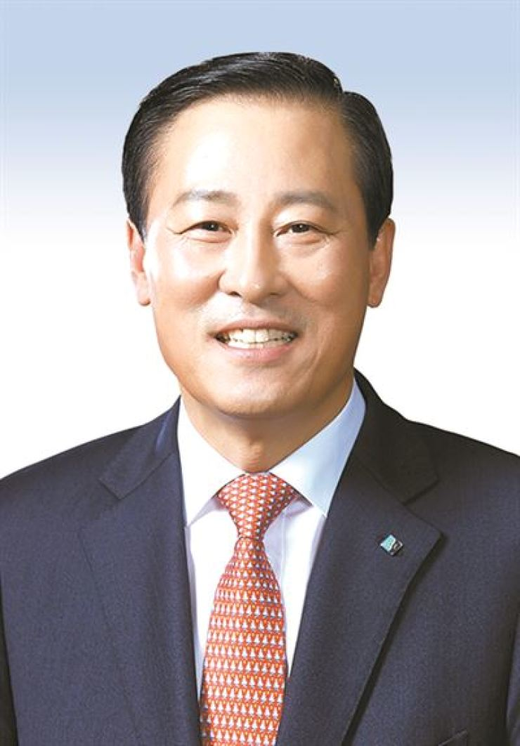 Industrial Bank of Korea CEO Kim Do-jin