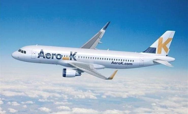 An image of an Aero K aircraft